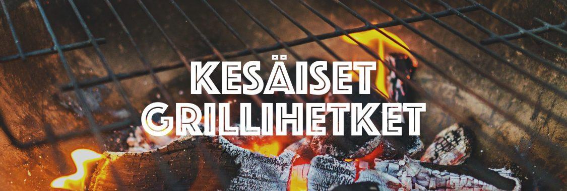 Kesäiset grillihetket