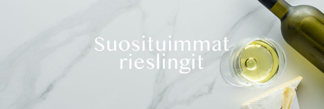 Suomen suosituimmat rieslingit