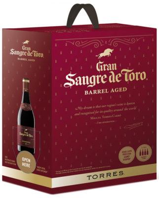 Torres Gran Sangre de Toro Barrel Aged