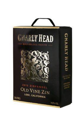 Gnarly Head Old Vine Zin Hanapakkaus