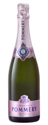 Champagne Pommery Brut Rose