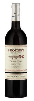 Brochet Reserve Organic Pinot Noir
