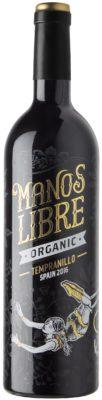 Manos Libre Organic Tempranillo