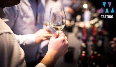 Winestaten valikoimatasting täyttää taas Kellohallin