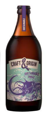 Craft & Origin Sustainable Shiraz