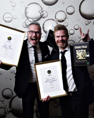 Winestatelle kaksi palkintoa Viini Wine Awards 2018 -gaalassa