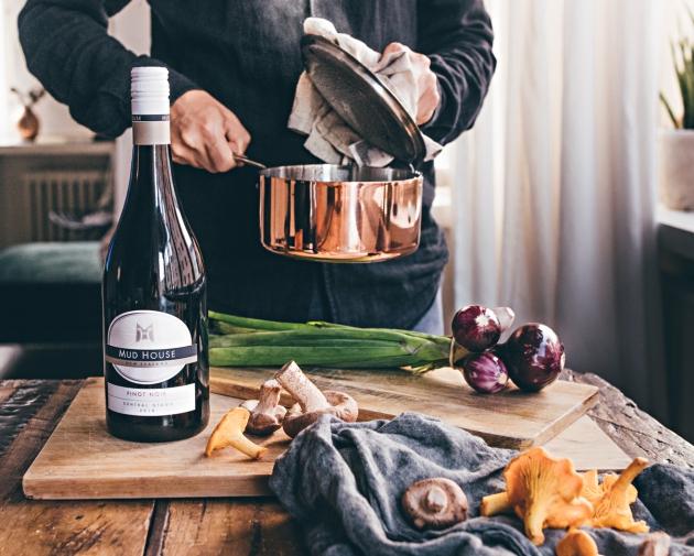 Viinin valinta: sopiva viini syksyn herkuille