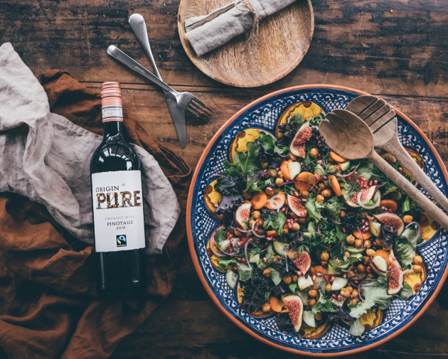 5 x vegaaniset viinit kasvisruoille
