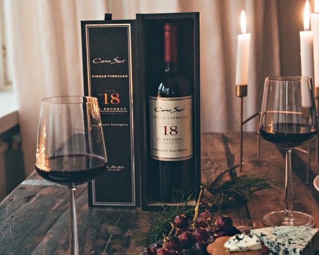 5 x viini lahjaksi