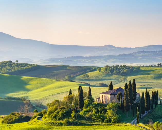 Viinimaana Italia: 5 syytä rakastaa italialaista ruokaa ja viinejä