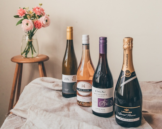 Vuoden viinit 2020 kultamitalistit