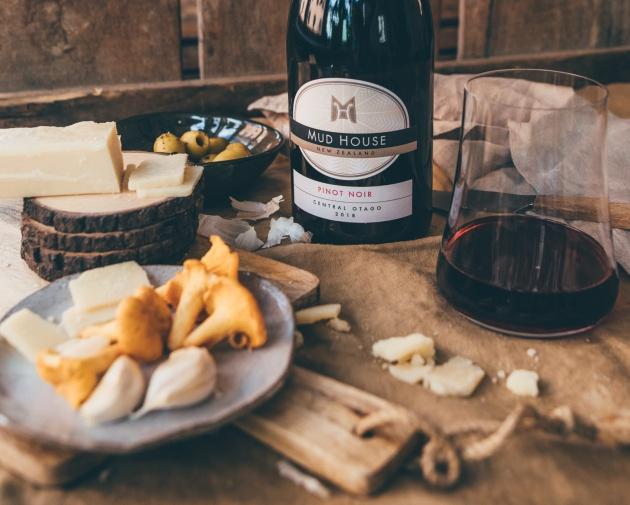 Pinot Noir – elegantin marjainen hurmuri
