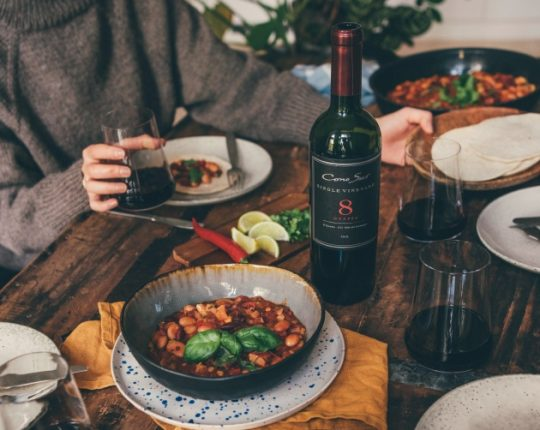 Chile viinimaana